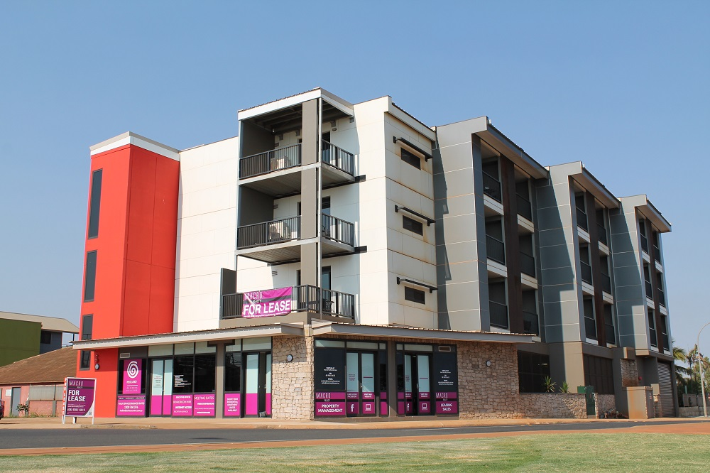 Port View Apartments, McKay Street Port Hedland