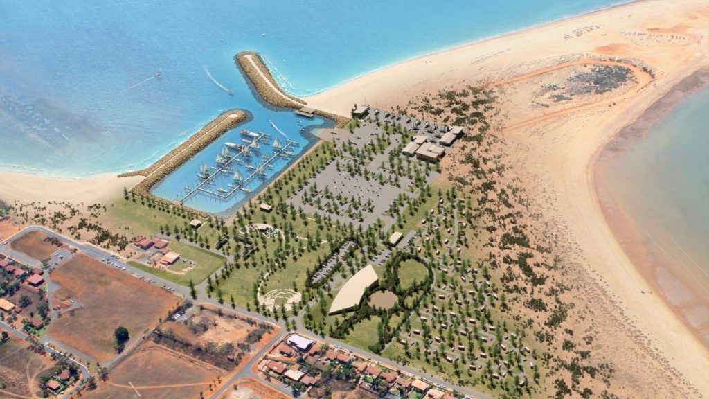 Who wants a $152m marina in Port Hedland?